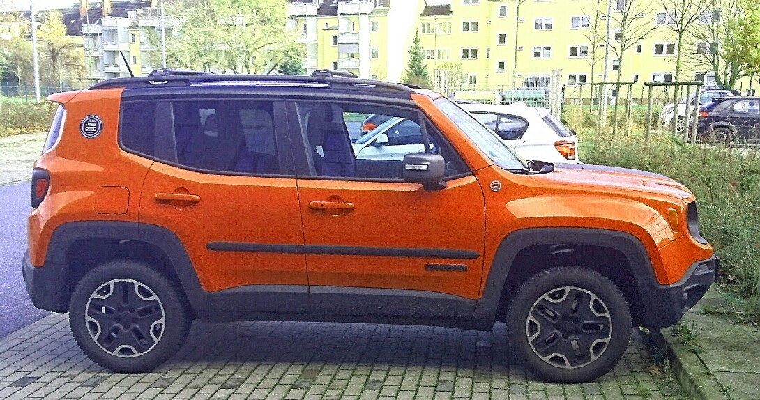 Jeep Accessoires Neues, witzige Gimmicks, tolle