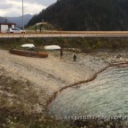 Start der Offroadtour am Zaovine Lake auf Tara