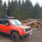 Erste Impressionen meines Omaha Orange beim Camp Jeep 2018