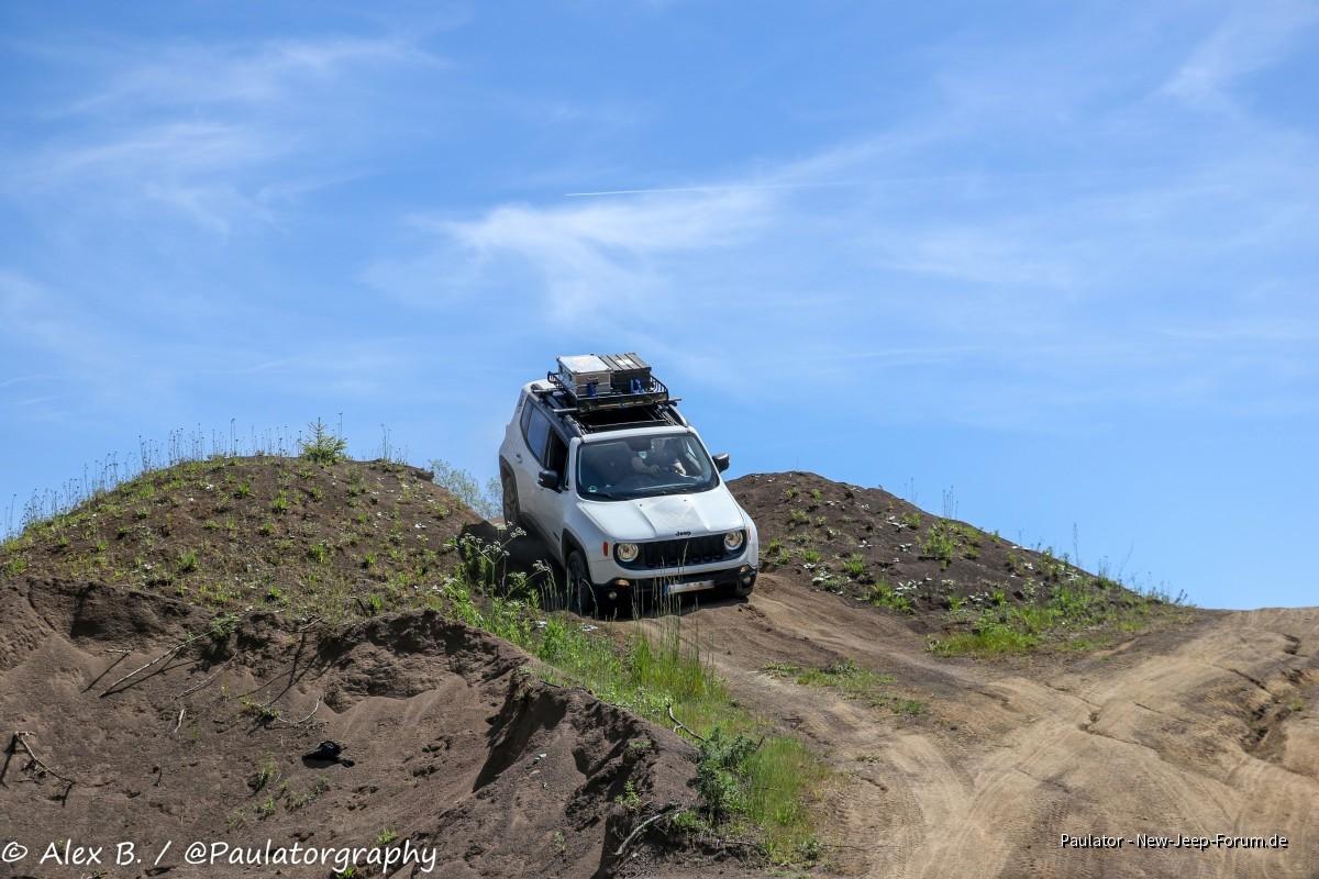 Eindrücke der letzten Tour zum Tagebau bei Gerolstein