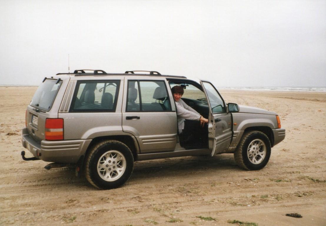 Grand Cherokee ZJ  V8 5,2 Liter 1999-2003