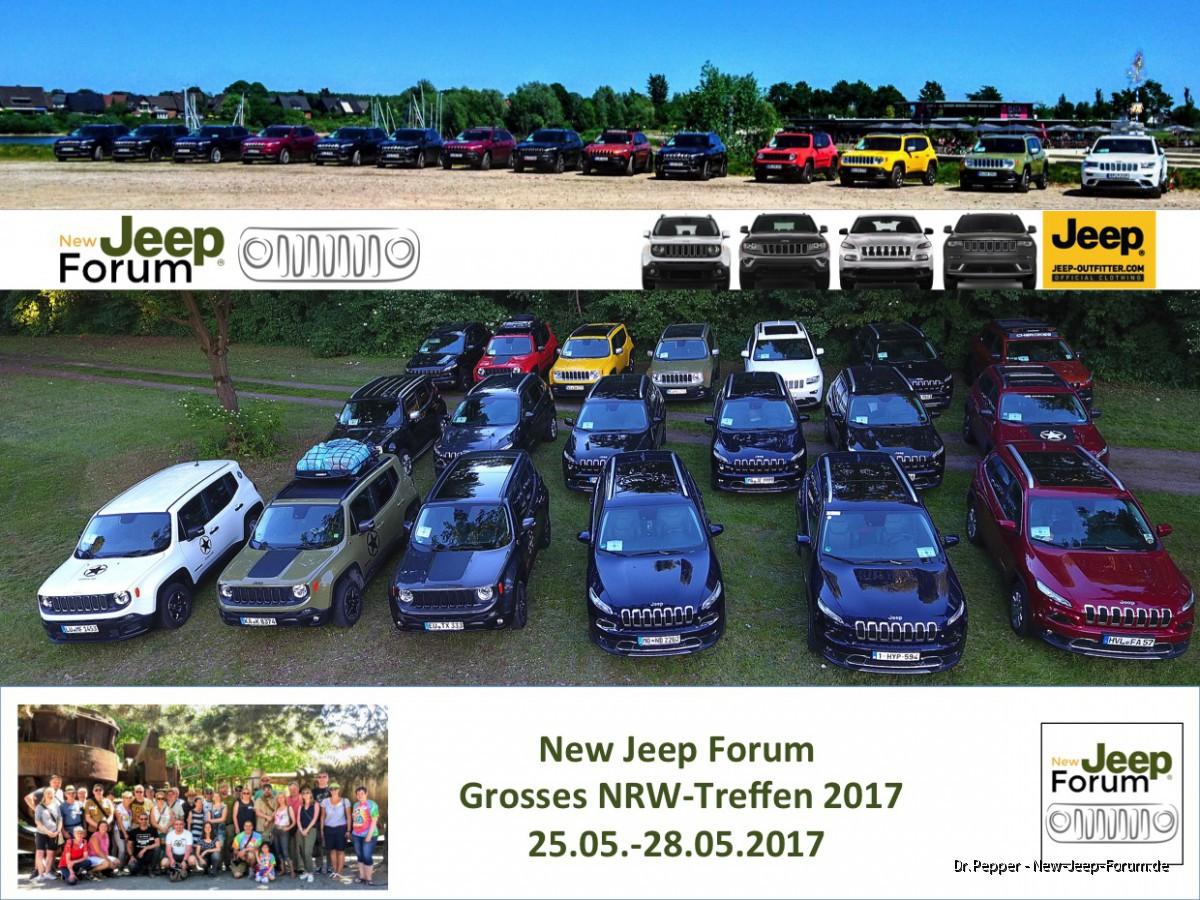 NJF-NRW-Treffen Update