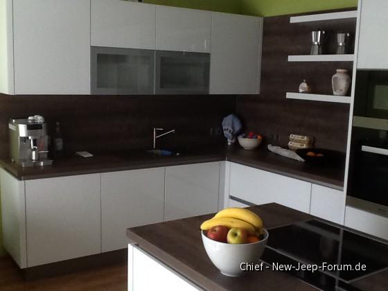 Chiefs neue Küche