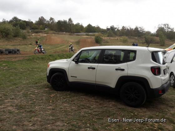 In Ballenstedt freut man sich auf das nächste Jeep Treffen !
