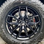 Pirelli Scorpion All Terrain Plus Seriendimension Cherokee KL Trailhawk 245/65/R17 Zimmermann Bremsscheiben und Beläge