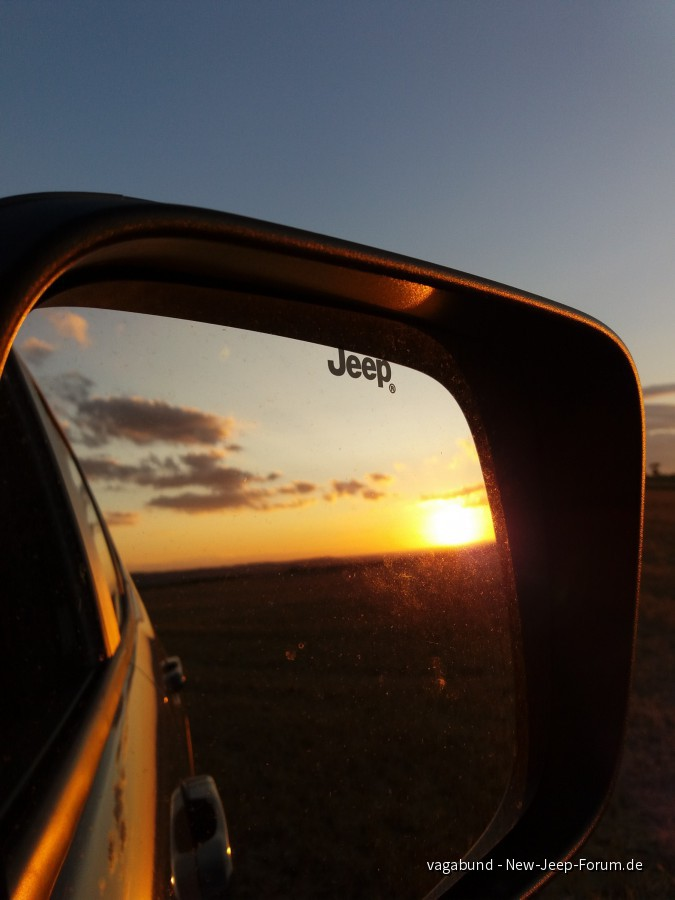 Jeep Impressionen am Abend