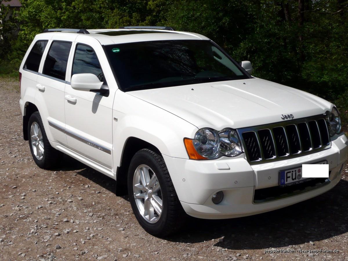 Grand Cherokee WH V6 3 Liter  2008-2014