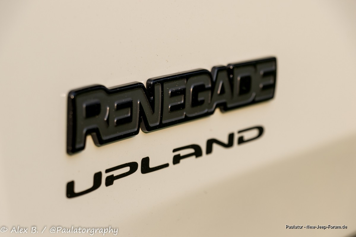 Jeep Renegade Upland