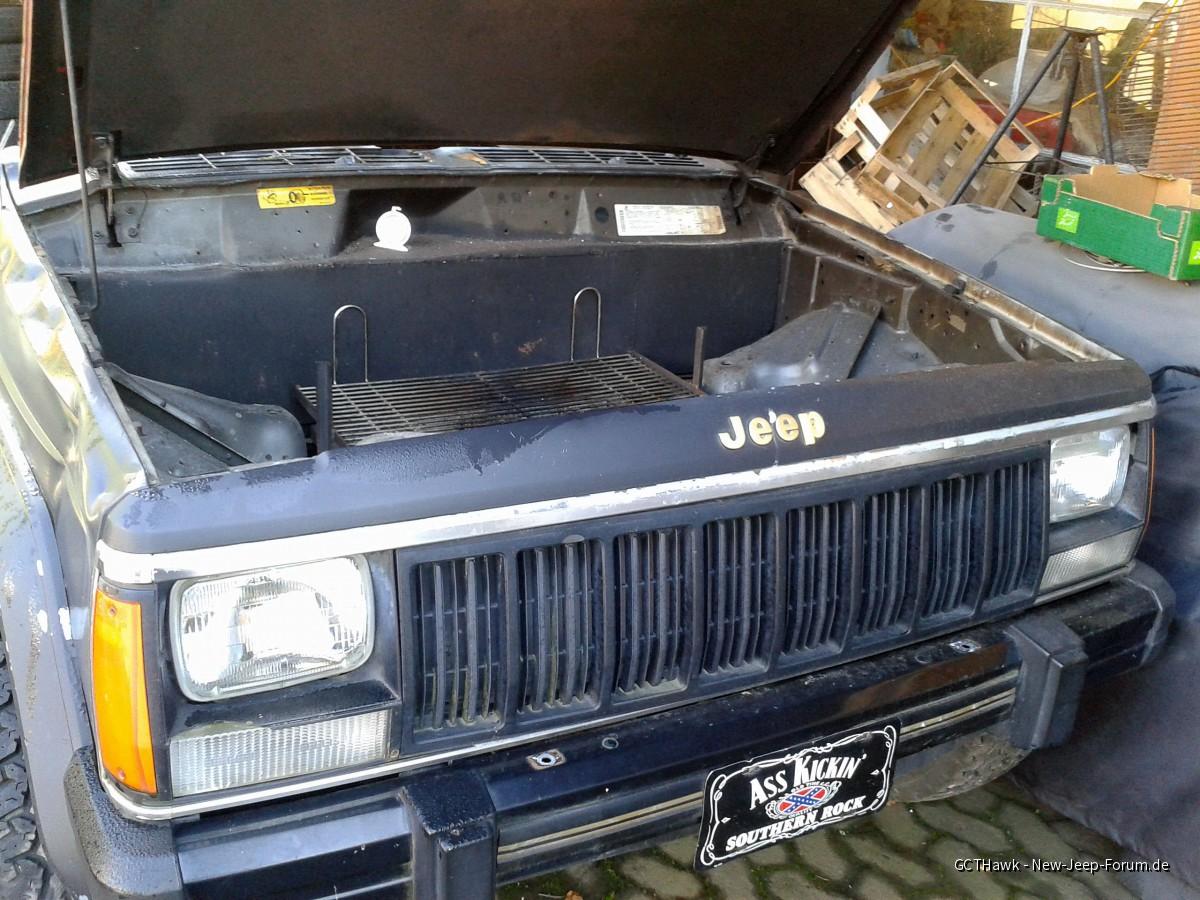 Ein Jeep für alle Fälle