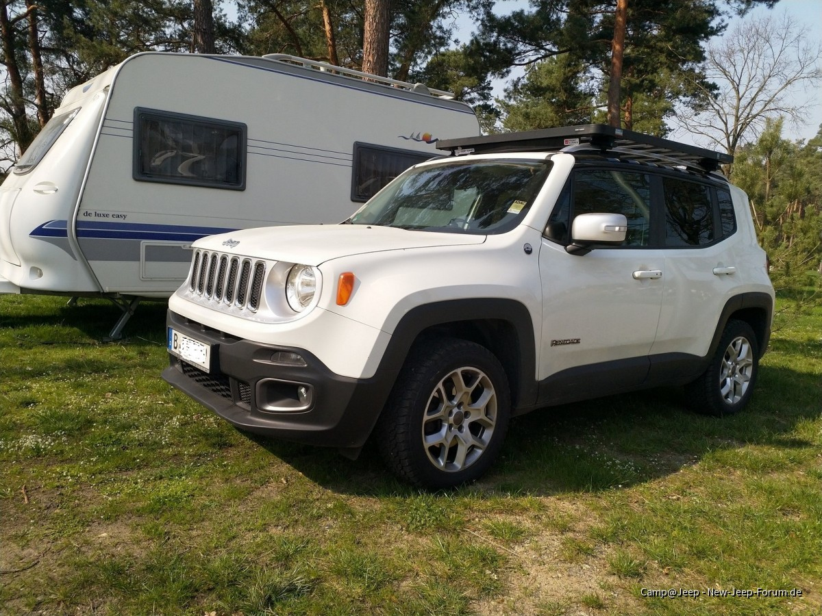 Erste Caravan-Saisonausfahrt