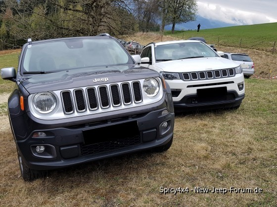 Meet and Jeep