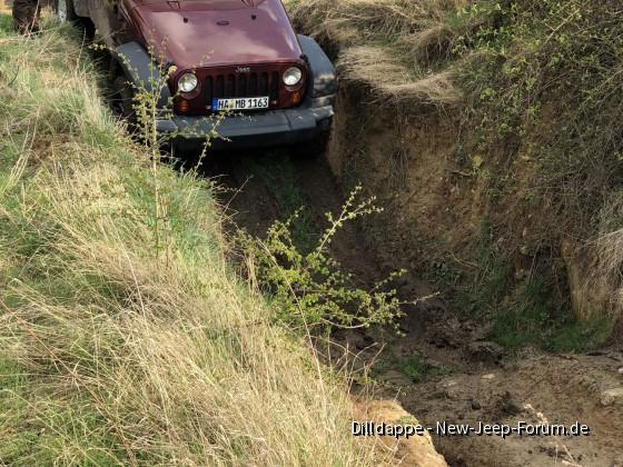 Jeep Training Ballenstedt