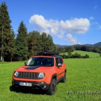 Abschied vom Camp Jeep