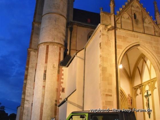 Münstermaifeld, Stiftskirche,  Eifel