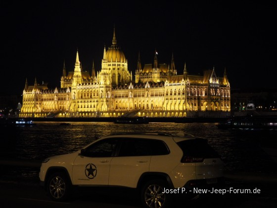 JC in Budapest