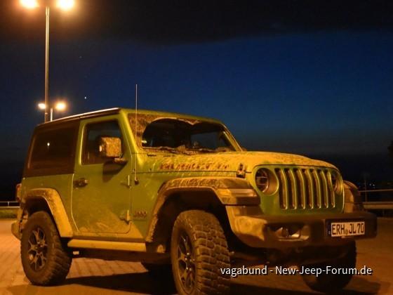 Eifel bei Nacht