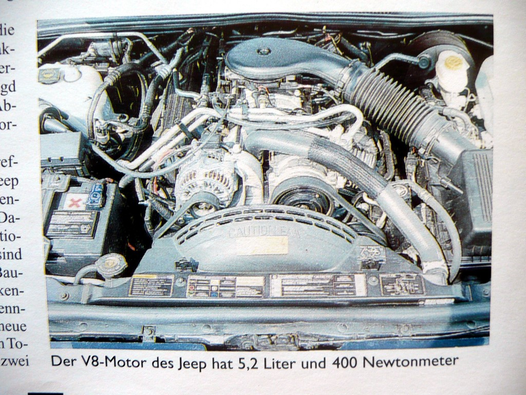 Grand Cherokee ZJ 1993-1999