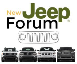 New Jeep Forum